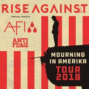 AFI and Rise Against at Echo Beach July 28 (2 GA Tickets)