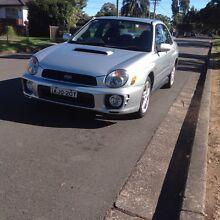 Clean 2001 wrx $6900 Smithfield Parramatta Area Preview