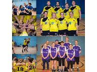 New Year's Resolution to get Fit? Come and try KORFBALL