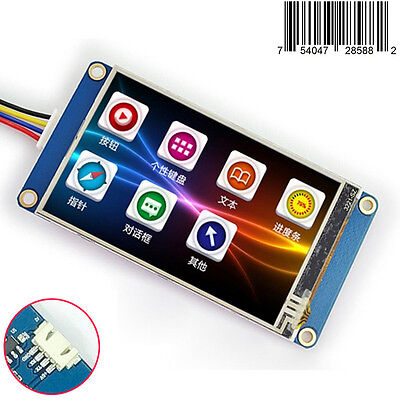 3.2 Nextion Hmi Intelligent Smart Usart Serial Touch Panel Lcd Module Display