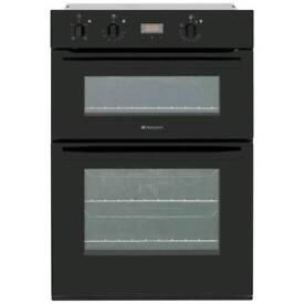 Eye line double oven