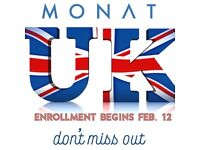 MONAT is launching in the UK! Become one of the first FOUNDING Leaders. HUGE OPPORTUNITY