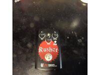 RUSHER GUITAR PEDAL