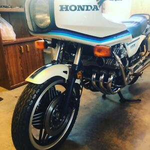 Trade for Classic Car Brand New Motorcycle
