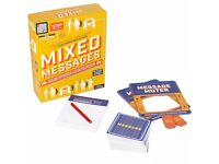 Mixed messages board game, new, boxed, unopened, great for lockdown.