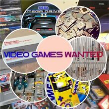 WANTED TO BUY: games and systems. Mount Hutton Lake Macquarie Area Preview