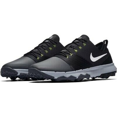 Nike FI Impact 3 Mens Golf Shoes Black (UK 8.5/US 9.5/EU 43) AH6959 003