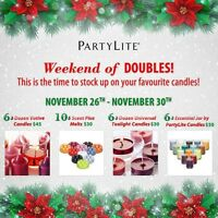 BLACK FRIDAY EVENT- PARTYLITE
