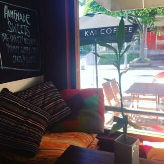 Cafe for sale - Prime Buderim location