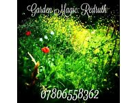 'Garden Magic: Redruth' - experienced and qualified gardener