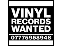 Vinyl Record Collections Wanted – All Styles – Will Pay Cash