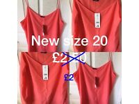 Ladies vests