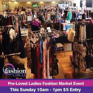 HUGE PRE LOVED & DESIGNER CLOTHING MARKET - DEARLY RELOVED Doyalson Wyong Area Preview