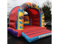 15x15 Bouncy Castle Hire (20% off all May Hires!)