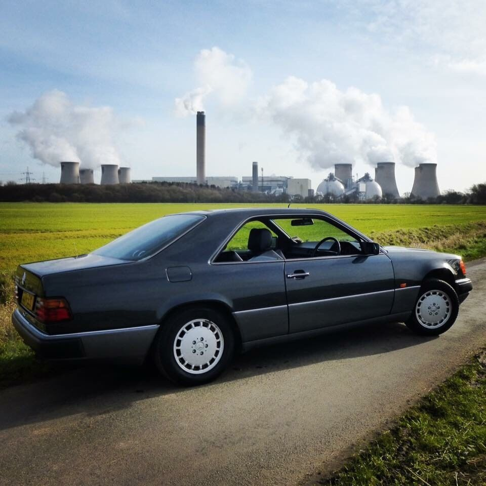 mercedes 300ce w124 coupe in selby north yorkshire gumtree. Black Bedroom Furniture Sets. Home Design Ideas