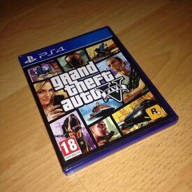 GTA 5 PS4 Like new