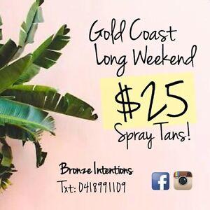 $25 Spray Tans North Gold Coast's #1 Tanning Studio Coomera Gold Coast North Preview