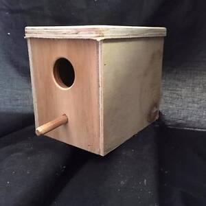 FINCH NEST BOX - Plus many more styles as well - keep reading Upper Caboolture Caboolture Area Preview