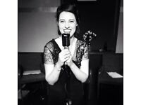 WANT TO BE AN ARTIST? SINGING LESSONS £35/H SONGWRITING /VOCAL COACH /MUSIC THEORY /SINGING TEACHER