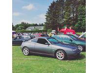 Alfa Romeo GTV 1999 3.0l V6 Phase 2