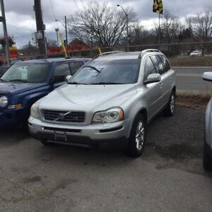 2007 Volvo XC90 CERTIFIED-7 PASSENGER LUXURY IMPORT