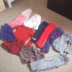 Girls bundle 12-18 months