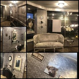 Hair salon/ Barbers to rent
