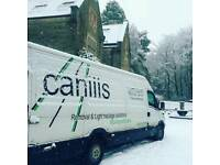 Moving House? Cahills Removals is the best choice (man with a van)