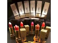 YSL limited lipstick 27pounds each