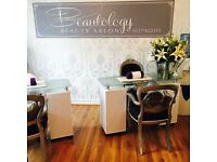 Room to rent in busy beauty salon Billericay high street