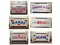 Personalised Toyboxes