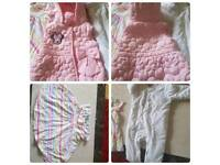 9 12 months baby girl 3 clothes