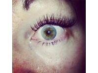 Individual cashmere eyelashes
