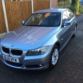 BMW 318d 2010