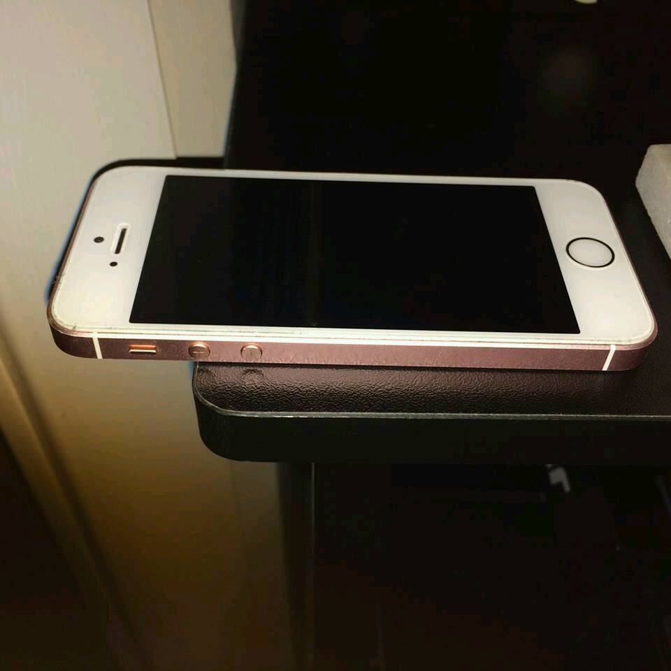 Apple iPhone SE Rose Gold 16GB on Three (3G) Network (Not iPhone 4, 5, 6, 6s, 7in Sydenham, LondonGumtree - Apple iPhone SE Rose Gold 16GB on Three (3G) Network (Not iPhone 4, 5, 6, 6s, 7)Price £250Make me an offer I cant refuse otherwise you will be ignored.message if you are interestedNo timewasters thank youExcellent condition as seen on the...