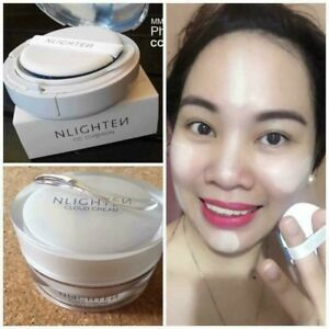 Nlighten Cloud Cream and CC Cushion