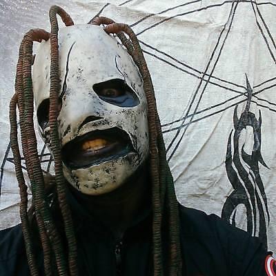 Slipknot Corey Taylor Iowa mask  sheriffian  sublime1327  HALLOWEEN prop](Corey Mask)