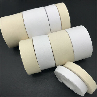 5yards 3mm-50mm Cotton Ribbon For Wedding Christmas Decoration Sewing Fabric