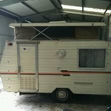 1986 pop top caravan 10 ft Windella Maitland Area Preview