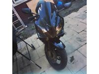 2001 HONDA CBR 600 F SPORT FS *LOW MILES* LOTS OF EXTRAS SWAPS PART EX WELCOME