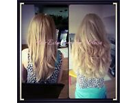 Hair extension bonus ball worth £255 - Keighley