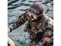 Mine Diving; Cave Diving and Tec Diving. Free Talk!