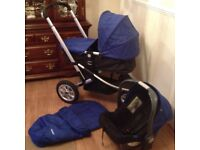 * Mothercare Expedia Travel System with Car Seat *