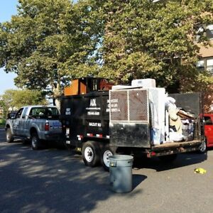 NEED GARBAGE REMOVAL? CALL 902-580-9552