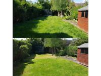 Lawn Mowing - Grass cutting - Garden maintenance services - Tidy ups - Hedge trimming