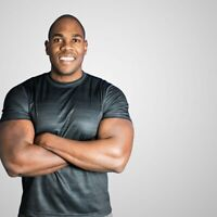 $15-35. Masters in Kinesiology. Rehab Exp. FreeConsult. Barrie S
