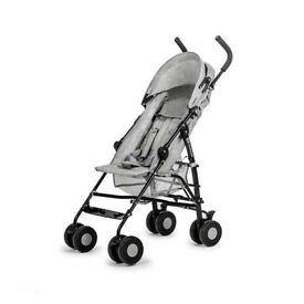 Brand new pushchair with accessories