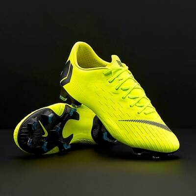 9321c1024985 Nike Mercurial Vapor 12 Pro FG Soccer Cleats AH7382-701 Men's US Size 10