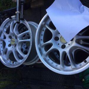 Alloy mag wheels Westbury Meander Valley Preview