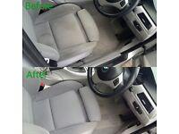 Car upholstery cleaning - HUGE DECEMBER OFFER!
